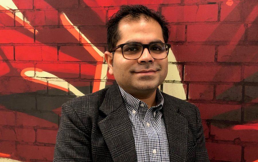 Ish Kumar, assistant manager, Skills Training Centre at DIVERSEcity.